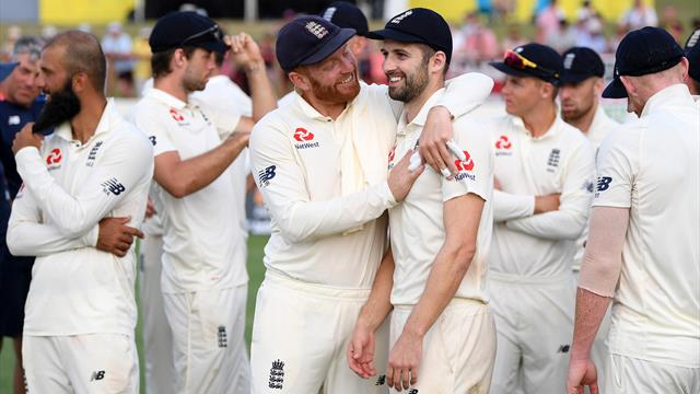 England beat West Indies by 232 runs in final test