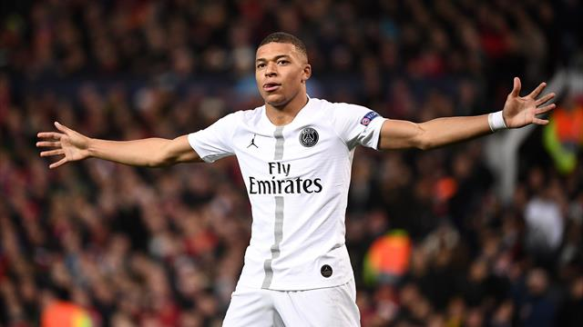 Pogba sees red as magical Mbappe brings Manchester United crashing down to earth