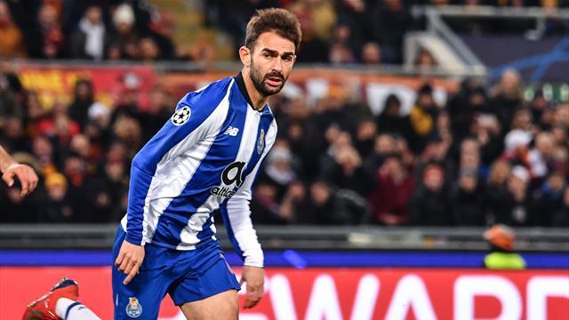 Champions League, (Octavos, ida) Roma-Oporto: Casillas y Adrián invitan a soñar (2-1)