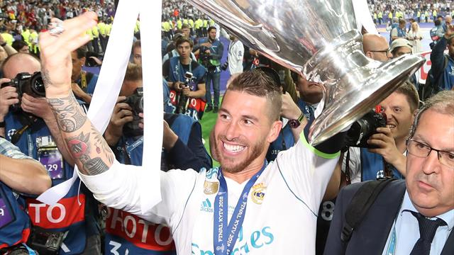 Solari praise for Real Madrid stalwart Ramos ahead of 600th appearance
