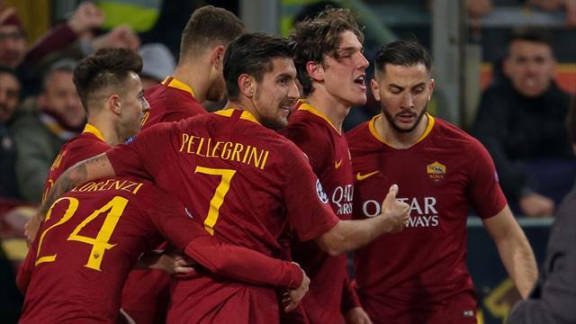 Doppietta di Zaniolo, primo round alla Roma: Porto battuto 2-1 e qualificazione aperta