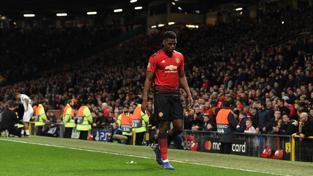 Les notes de Manchester United : Le cauchemar de Pogba, le fantôme de Sanchez
