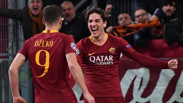 Le pagelle di Roma-Porto 2-1: Zaniolo predestinato, Dzeko da 'manuale del 9'