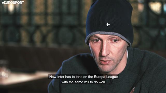 """Materazzi: """"Inter måste satsa på att vinna Europa League"""""""