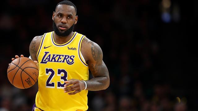 Forbes: LeBron James Topverdiener der NBA