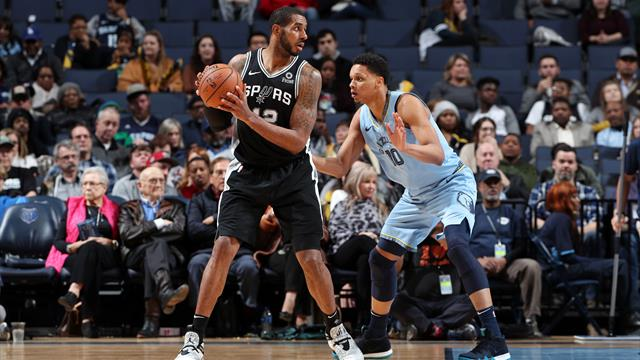 Personne ne peut arrêter les Spurs, les Warriors perdent la tête à l'Ouest !