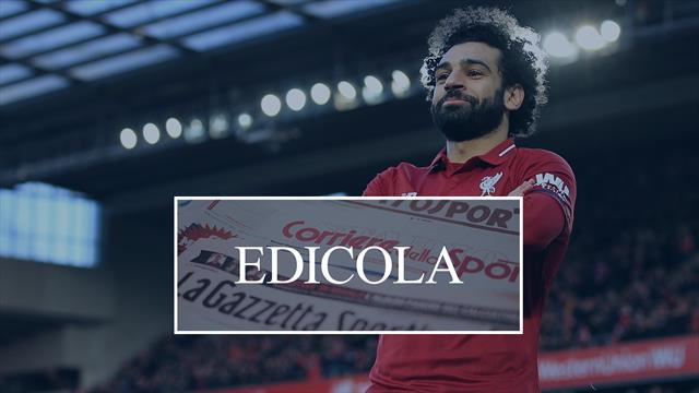 Edicola: Pogba, Mbappé o Salah? La Juventus sogna il prossimo grande colpo