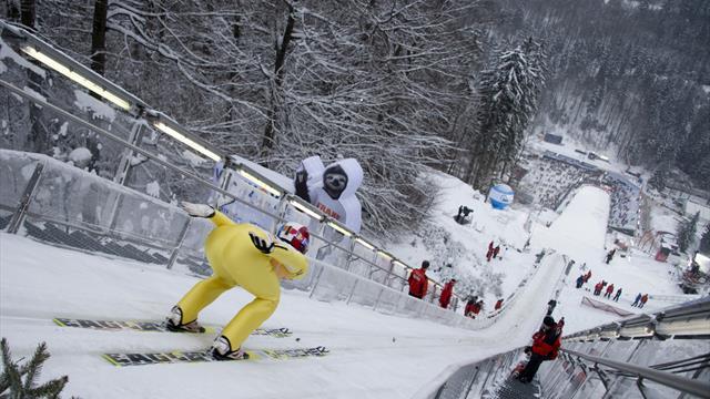 Skispringen: Willingen erwartet 50.000 Zuschauer