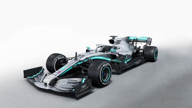 La W10, la monoplace qui doit permettre à Mercedes de prolonger son hégémonie