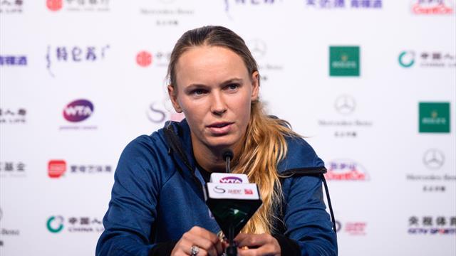 Wozniacki withdraws from Qatar Open due to illness