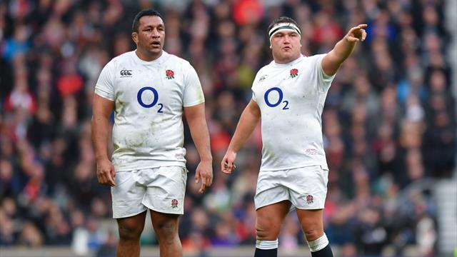 England prepare for life without Mako Vunipola ahead of Wales clash