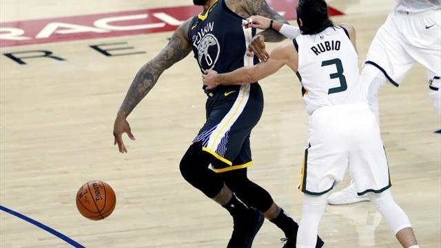 """Los Warriors, imparables; los Celtics saben ganar sin Irving; """"frustración"""" de James"""