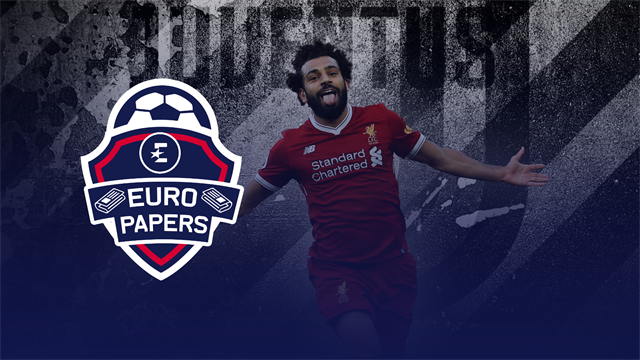 Euro Papers: Outrageous report claims Juventus have made €200m Mo Salah bid