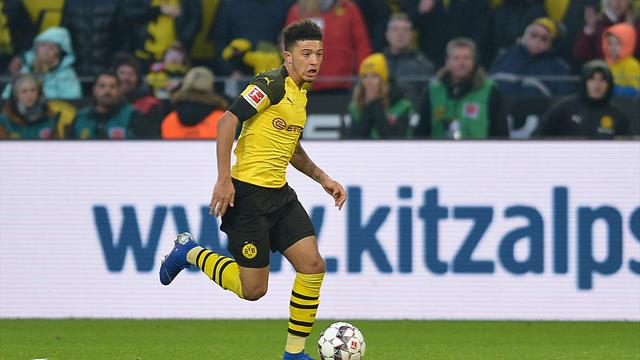 Manchester United stepping up pursuit of Jadon Sancho