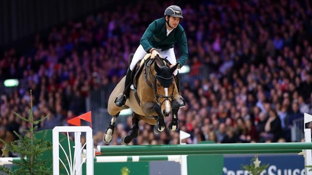 Steve Guerdat et Albführen's Bianca élus meilleurs cavalier et cheval par Longines