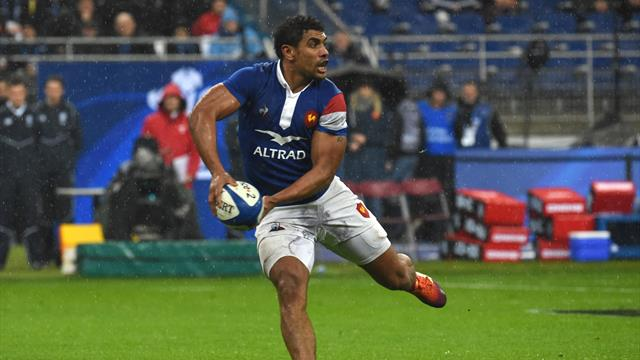 Injured trio involved in unchanged France squad for Scotland clash