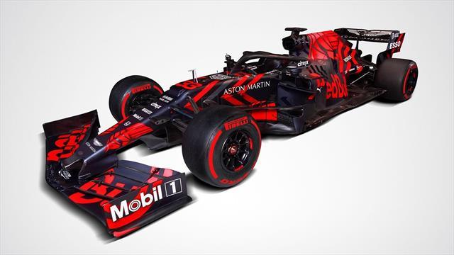 Red Bull greift an: Neuer Wagen im Spiderman-Look