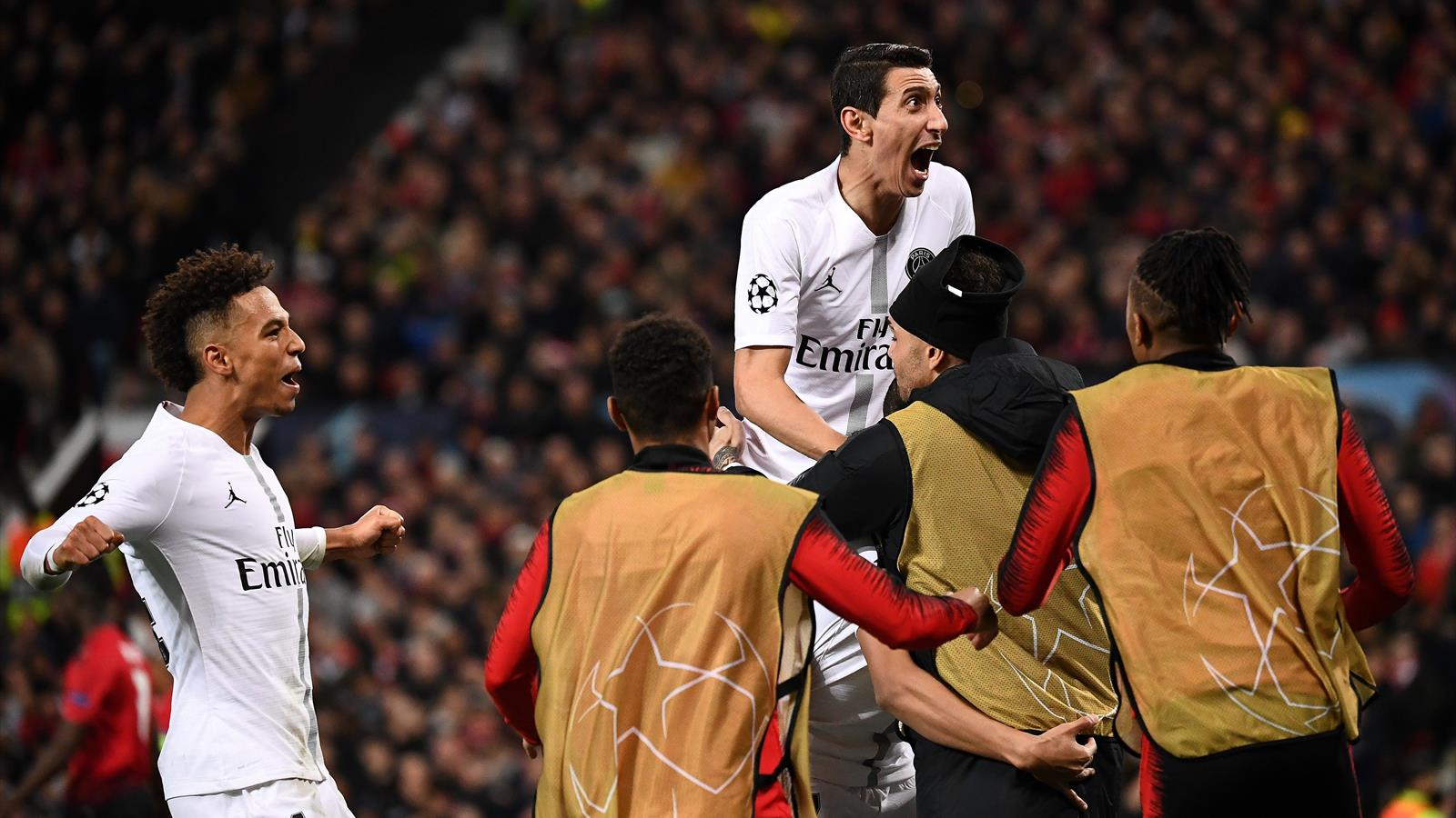 Video Angel Di Maria Décisif à Old Trafford Ou La Savoureuse