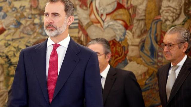 El Rey presidirá el comité de honor de la Copa de España Valencia 2019