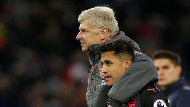 Alexis Sanchez: I'd like to have brought more joy to Manchester United