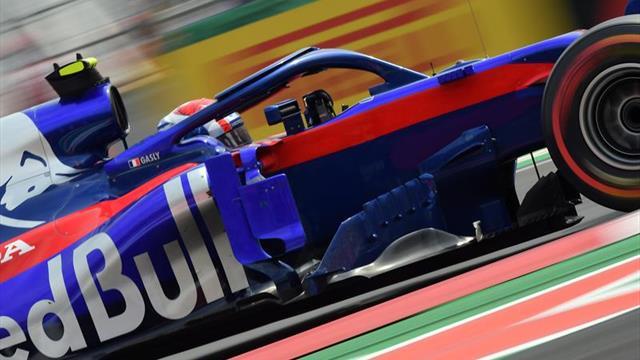 Red Bull desvela su nuevo coche para la temporada 2019