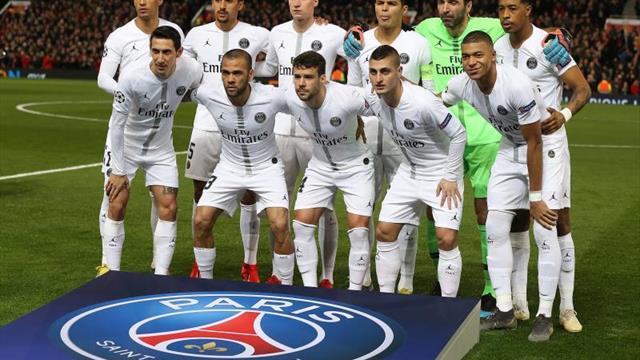 El PSG difundió por error en Facebook el partido contra el Manchester United