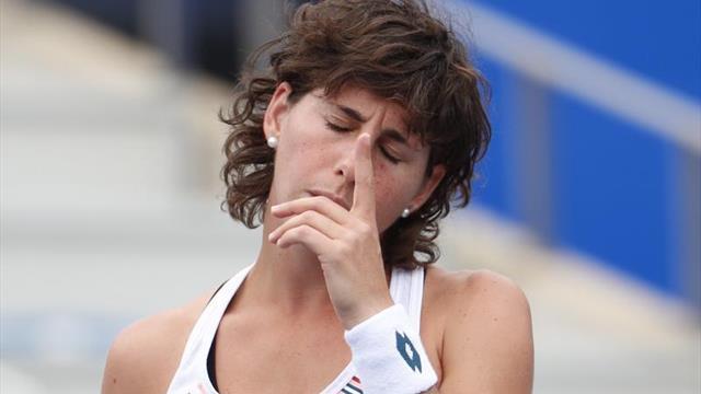 Bertens evita la sorpresa y derrota a Carla Suárez