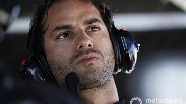 Nasr replaces Gunther in Dragon FE line-up