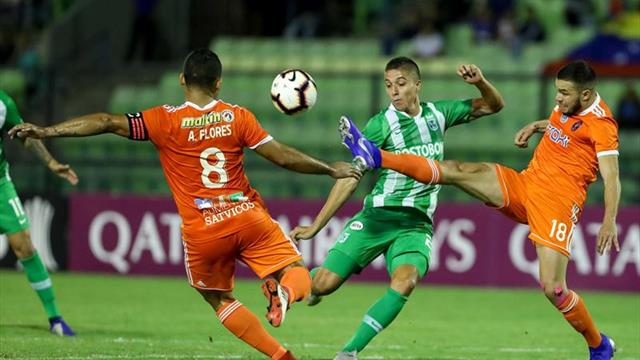 Nacional buscará ante La Guaira avanzar a la fase 3 de la Libertadores