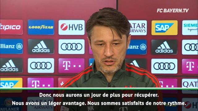 """8es - Kovac : """"Nous avons un léger avantage"""""""