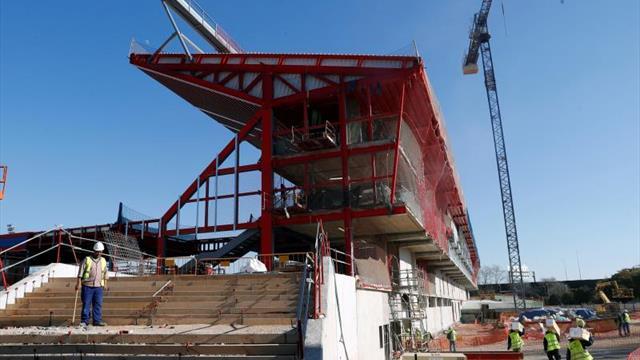 El Barça inaugurará el Estadio Johan Cruyff el próximo mes de junio