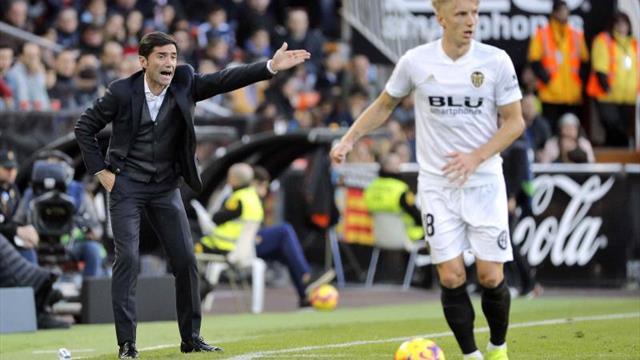 El Valencia quiere hacer valer su buen momento para encarrilar el pase