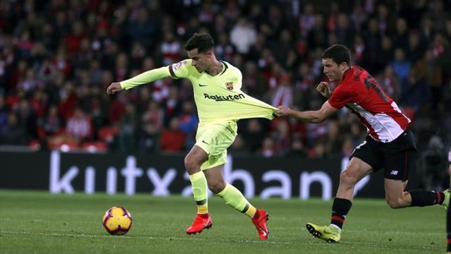 El Athletic recurrirá a Apelación la segunda amarilla a De Marcos ante el Barça