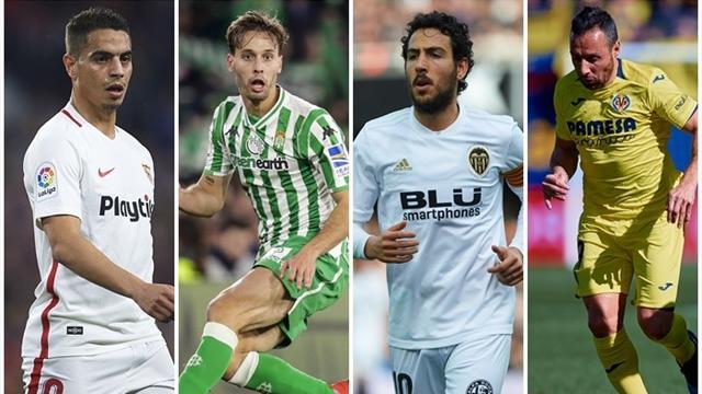 Europa League: Cuatro españoles y cuatro 'cocos' con Bakú en el horizonte
