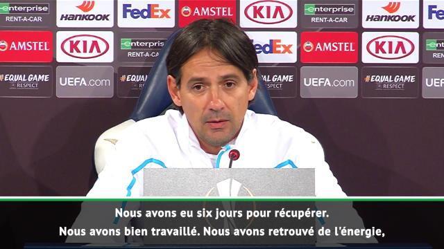 """16es - Inzaghi : """"Nous avons retrouvé de l'énergie"""""""