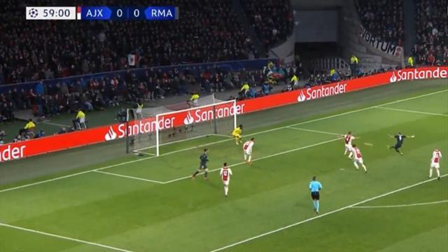 Штанга, VAR, 3 гола и смешное падение вратаря – вот далеко не полный список хайлайтов победы «Реала»