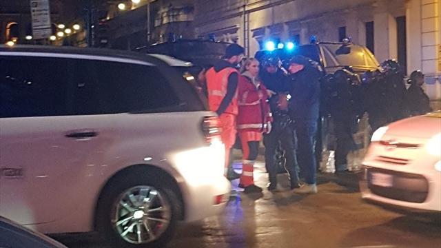 Au moins trois blessés dont un grave dans une rixe entre supporters avant Lazio - Séville