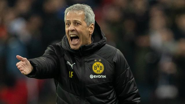 Droht Dortmund jetzt der Absturz? So reagiert Favre