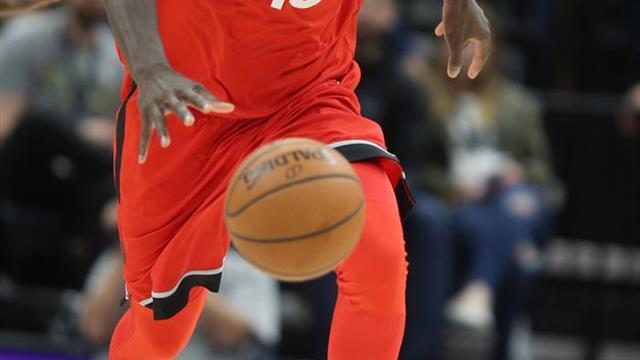 129-120. Siakam logra su mejor puntuación en la victoria de los Raptors