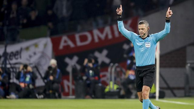 «Гол отменен верно». УЕФА объяснил решение Скомины