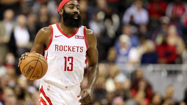 NBA: Harden holt Chamberlain ein - Nowitzki verliert