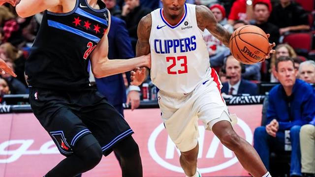134-107. Williams guía a Clippers sobre Suns, que empatan marca de derrotas