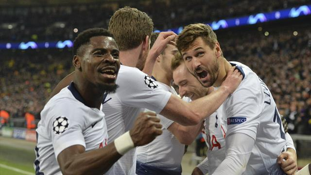 Feature - Tottenham produced a performance of pure belief to down Dortmund