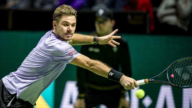 Mit Video | Wawrinka revanchiert sich für Australian-Open-Aus