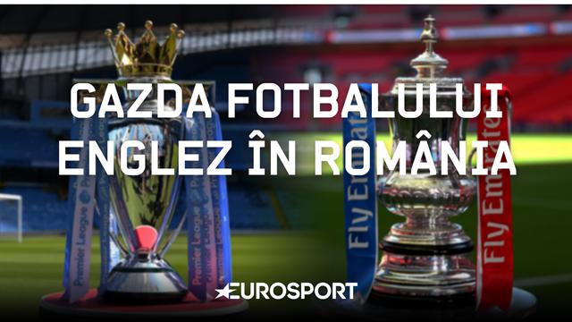 Eurosport România semnează o prelungire pe trei ani a drepturilor pentru Premier League