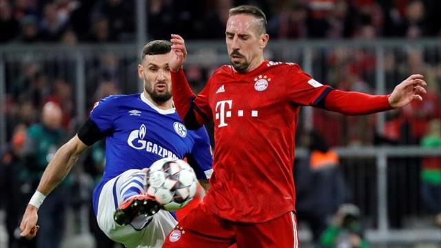 El Bayern abre la jornada contra el Augsburgo y el Dortmund visita al colista