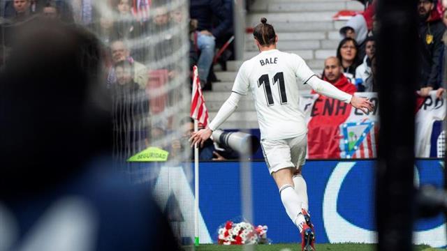 LaLiga denuncia el gesto de Bale en el derbi y podría ser sancionado