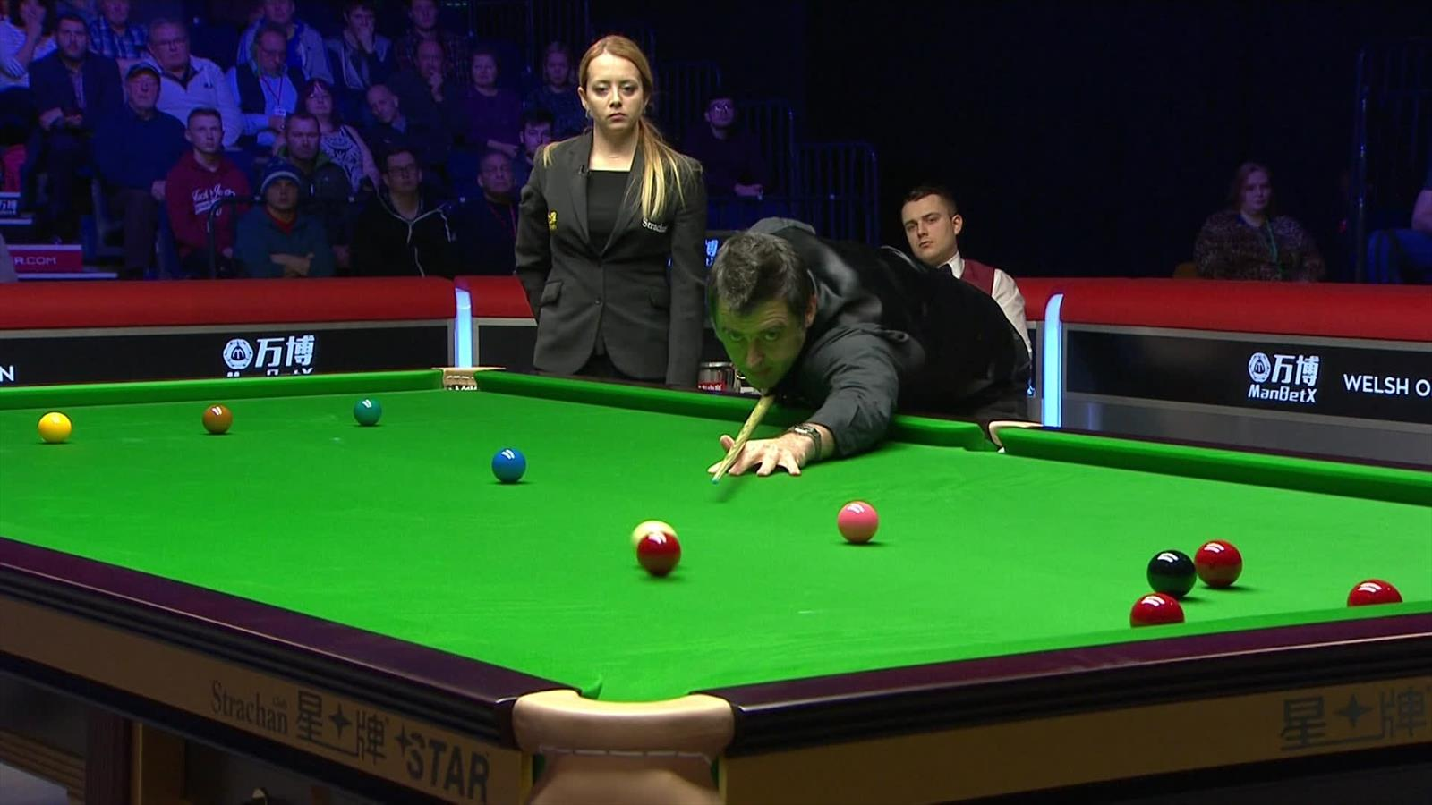 Snooker Wm 2020