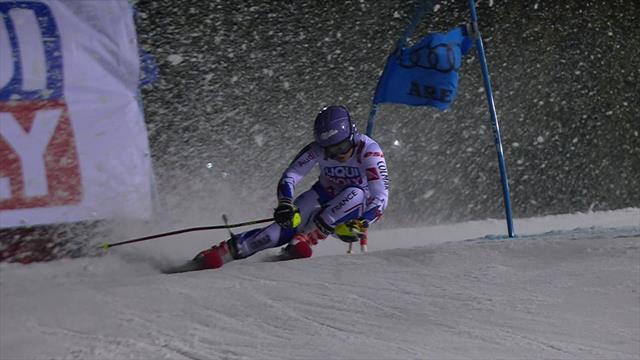 Mundiales Are 2019: Petra Vlhova, nueva campeona del mundo de eslalon gigante