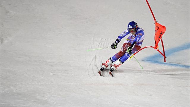 Влхова стала чемпионкой мира в гигантском слаломе